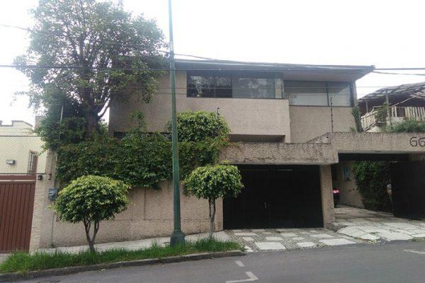 Casa en renta para Oficina Lomas de Chapultepec