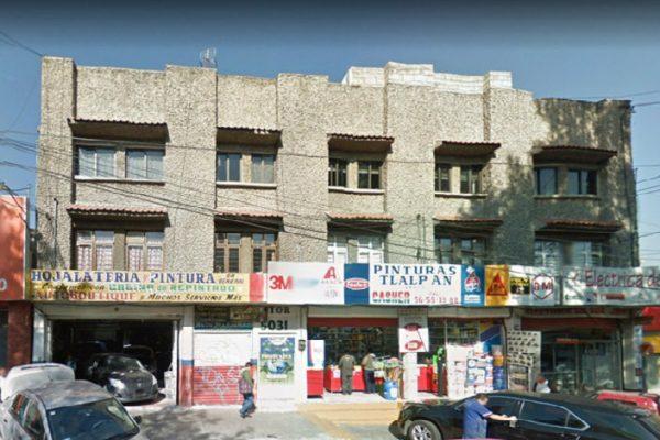 Departamento en renta Tlalpan Centro