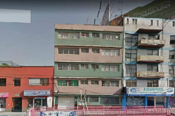 Departamento en renta cerca del metro Nativitas
