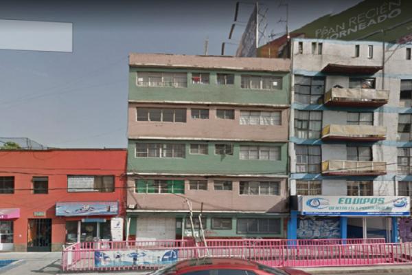 Departamento en renta sobre Calz. de Tlalpan