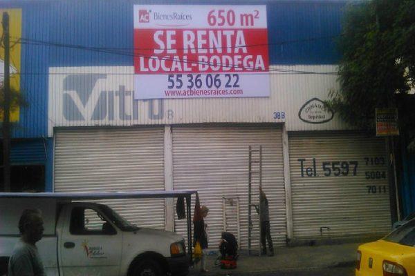 Local o Bodega en renta Exhipódromo de Peralvillo