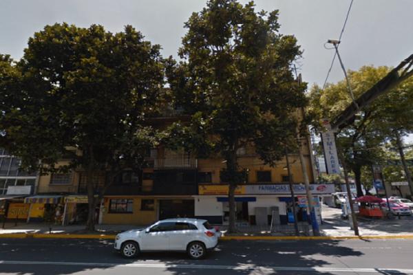 Departamento en renta Narvarte, Benito Juárez
