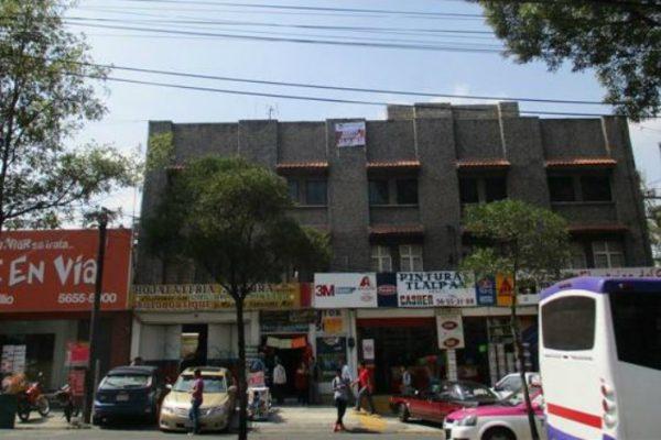Departamento en renta Tlalpan Centro, metrobus el Caminero
