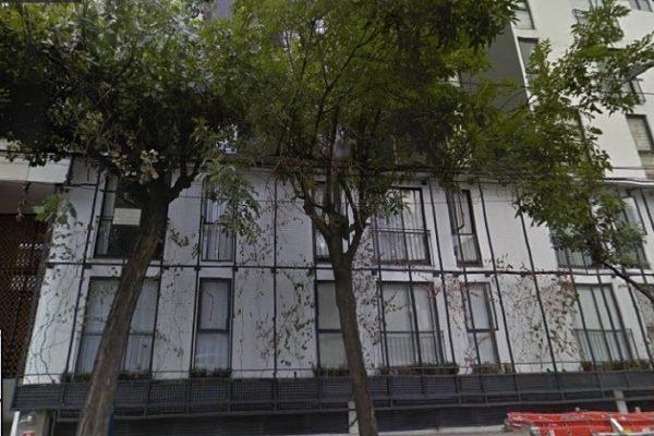 Departamento en renta Santa María la Ribera
