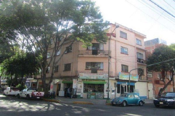 Departamento en renta Narvarte Benito Juárez