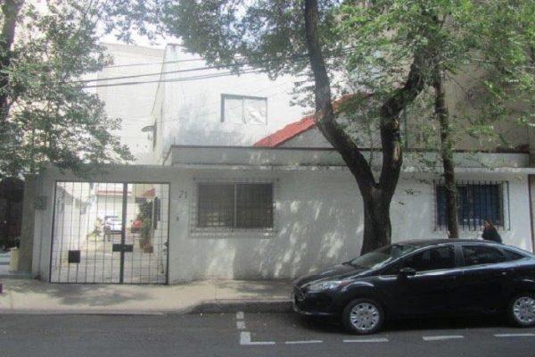 Oficina en renta Nápoles, Benito Juárez