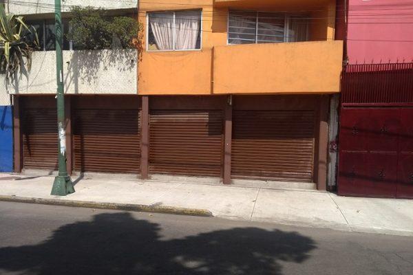 Bodega en renta Paseos de Churubusco