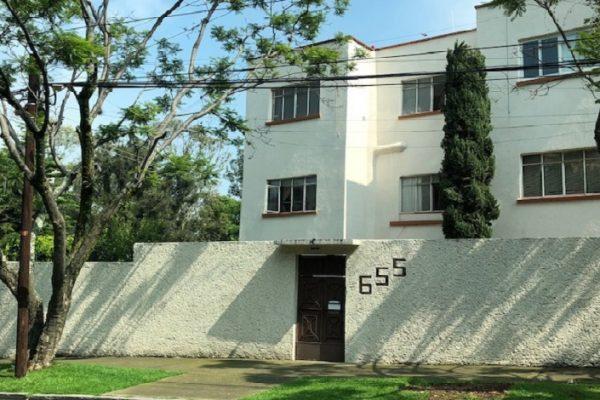 Departamento en renta recién remodelado, Lomas de Chapultepec
