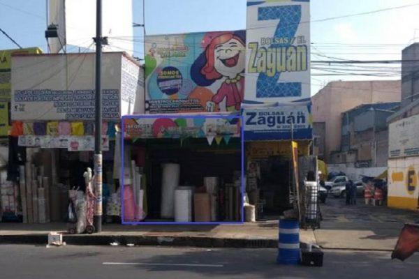 Local en renta Centro, cerca del metro Merced