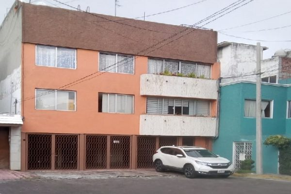 Departamento en renta Paseos de Churubusco
