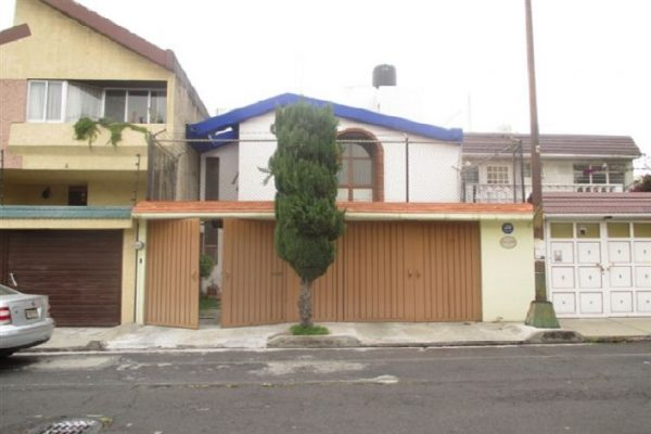 Casa en renta Paseos de Taxqueña