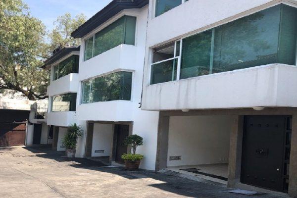 Casa en renta Atlamaya
