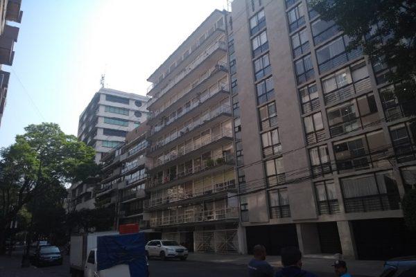 Departamento en renta Polanco