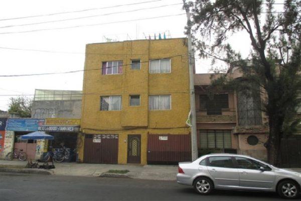 Departamento en renta Iztaccihuatl, Benito Juárez