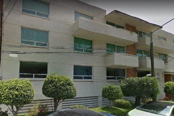 Departamento en renta Santa María Nonoalco, Benito Juárez