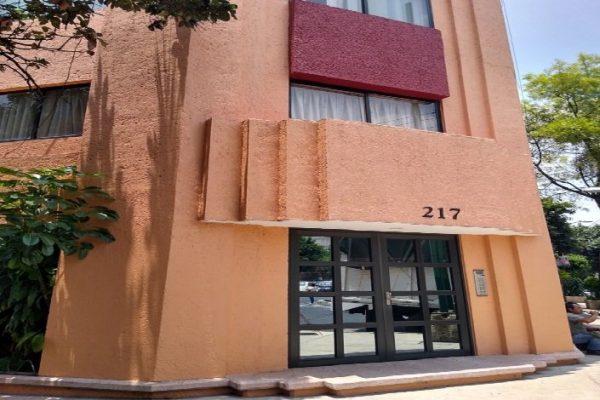 Departamento en renta Santa Cruz Atoyac, Benito Juárez