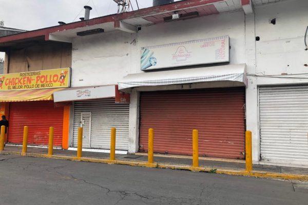 Local en renta San Juan de Aragón, en Plaza Comercial