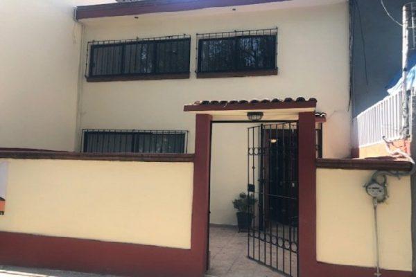 Casa en renta Lomas de Sotelo
