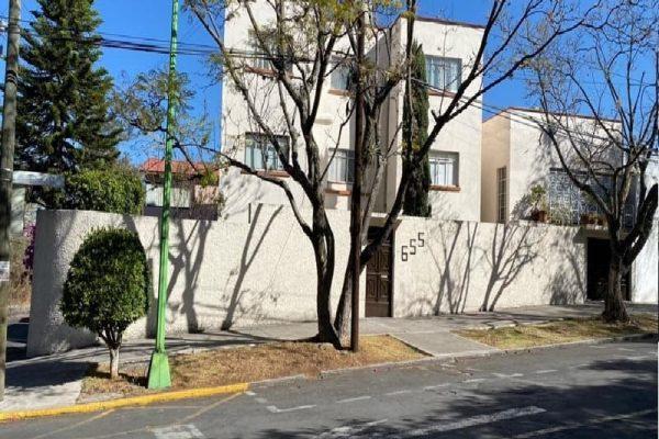 Departamento en renta Lomas de Chapultepec