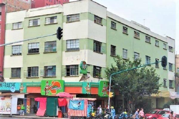 Departamento en renta Centro